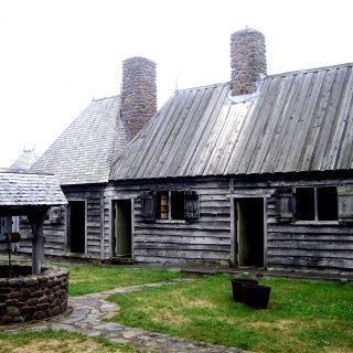 Habitation de Du Gua de Monts à Port-Royal
