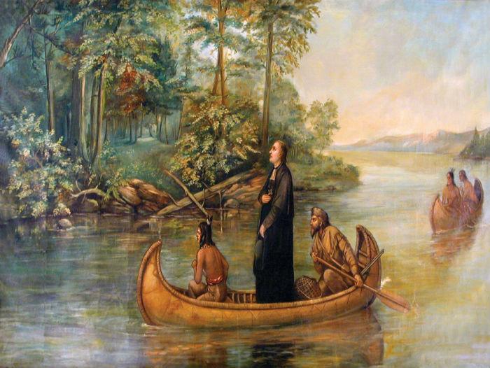 La découverte du Mississippi (de la loutre à l'alligator)
