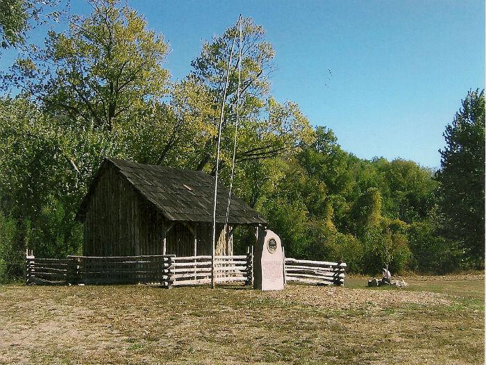 La Charrette, aux confins de la Louisiane française (Missouri)