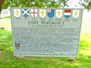 Histoire du fort pentagouet